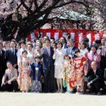 桜を見る会2019(官邸HPより)