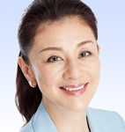石井苗子参議院議員(比例区・日本維新の会)参議院のHPより