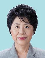 川上陽子衆議院議員(静岡1区・自由民主党)衆議院のHPより