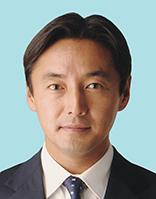 後藤田正純衆議院議員(徳島1 区・自由民主党)衆議院のHPより