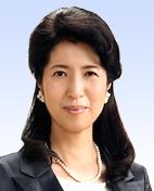 上野通子衆議院議員(栃木・自由民主党)参議院のHPより